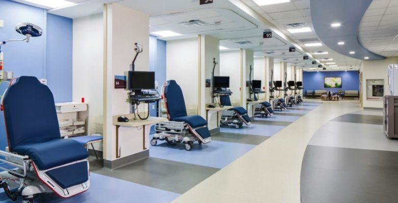 hastane zemin döşemeleri