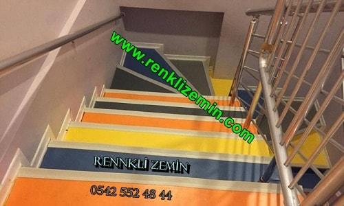 Kaymaz Merdiven Kaplama Modelleri